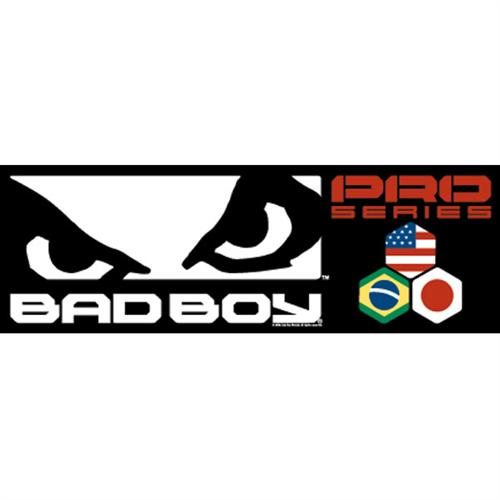 Bad Boy Bad Boy MMA Gym Banner